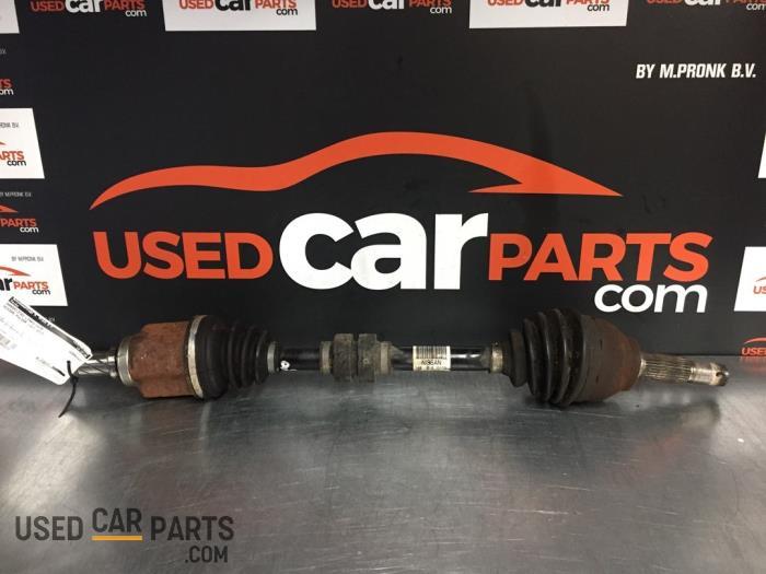 Aandrijfas links-voor - Nissan Pulsar - O83210