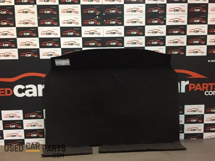 Kofferbak Mat - Nissan Pulsar - O83315