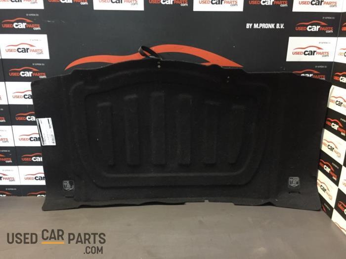 Kofferbak Mat - Kia Picanto - O83467