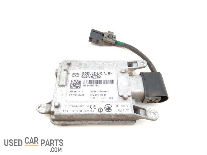 Side assist sensor - Mazda 3. - O83528