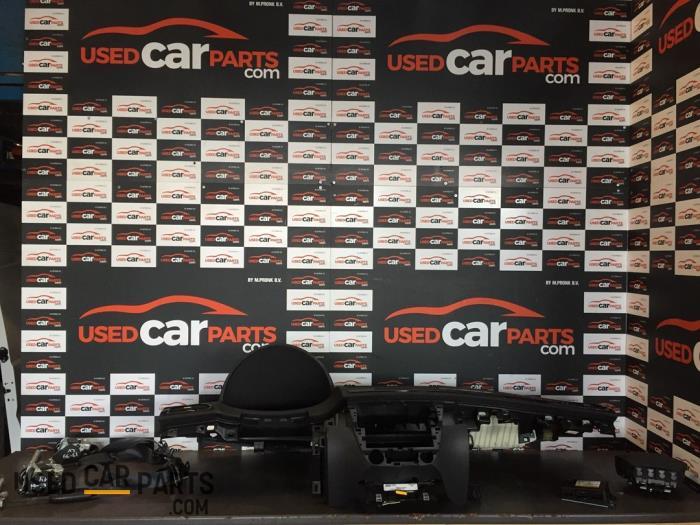 Airbag Set+Module - Renault Megane - O83597