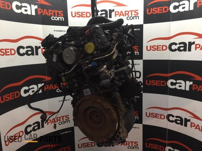 Motor - Opel Corsa - O83700