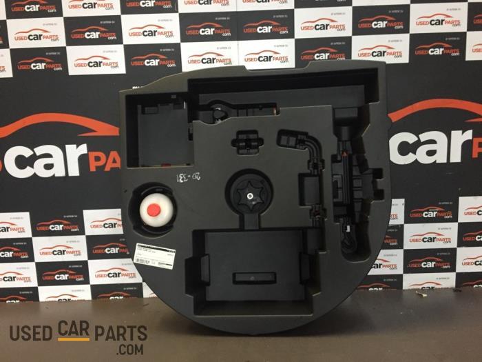 Banden reparatieset - Nissan Pulsar - O83795