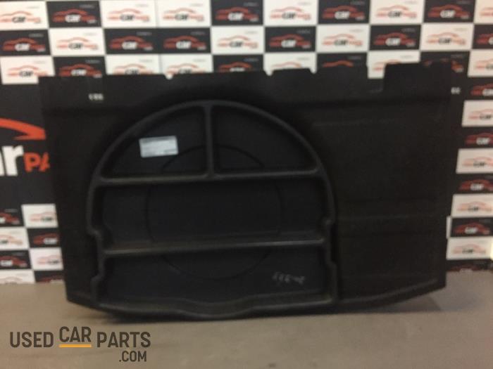 Kofferbak Mat - Hyundai IX20 - O84072