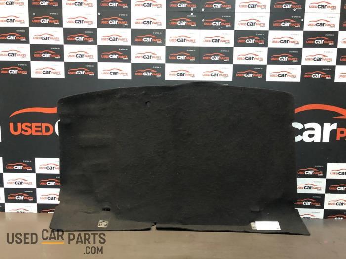Kofferbak Mat - Hyundai I20 - O84339