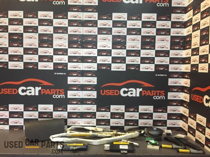 Airbag Set+Module - BMW X5 - O84549