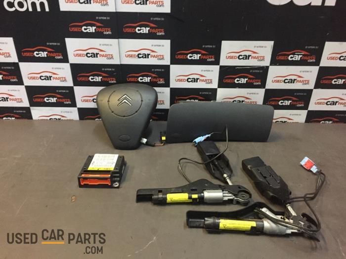 Airbag set - Citroen C3 - O84939