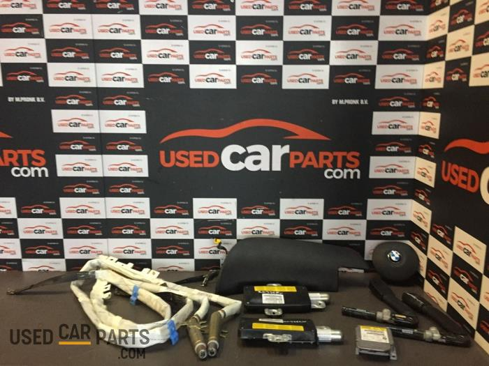 Airbag Set+Module - BMW 3-Serie - O84979