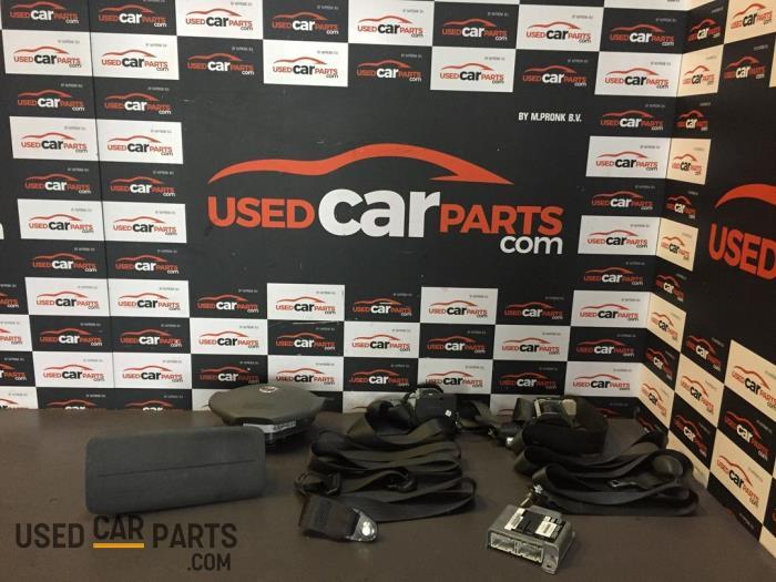 Airbag Set+Module - Fiat Panda - O85434