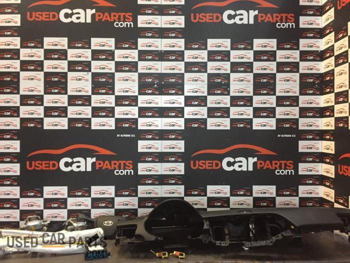 Airbag Set+Module - Kia Picanto - O86221