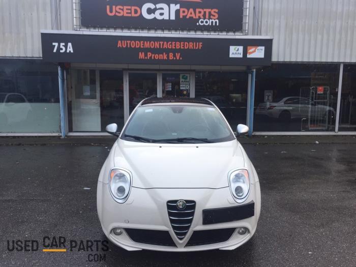 Voorkop compleet - Alfa Romeo Mito - O86237