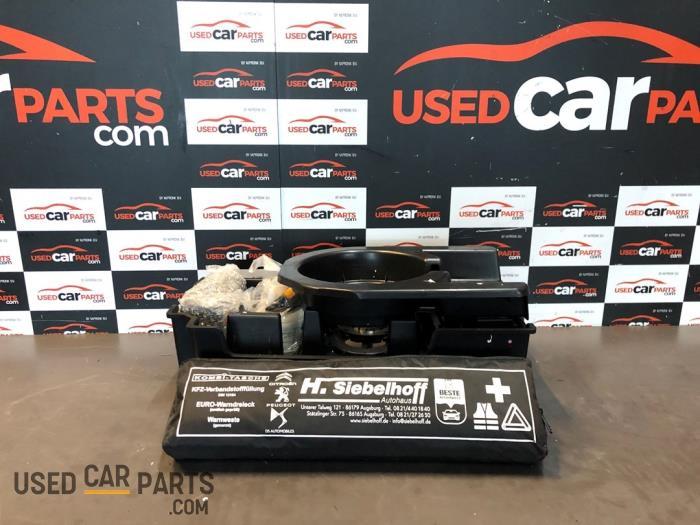 Banden reparatieset - Peugeot 2008 - O86829