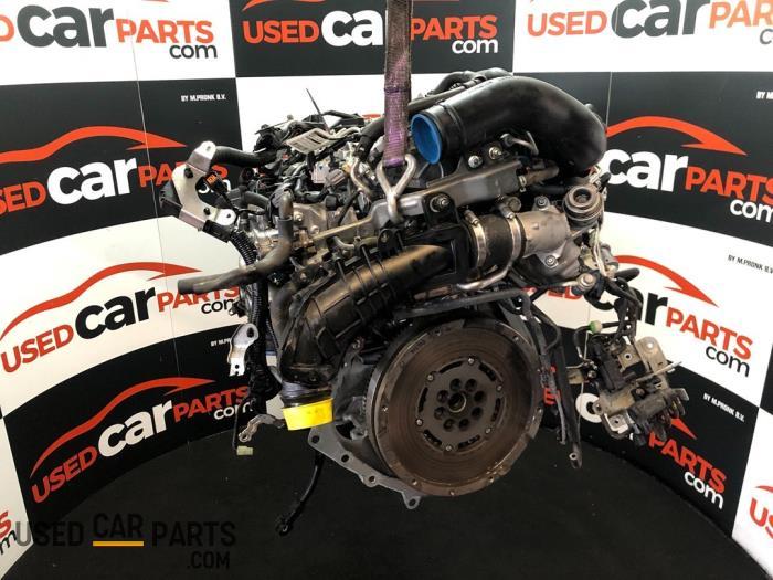 Motor - Mazda 3. - O87416