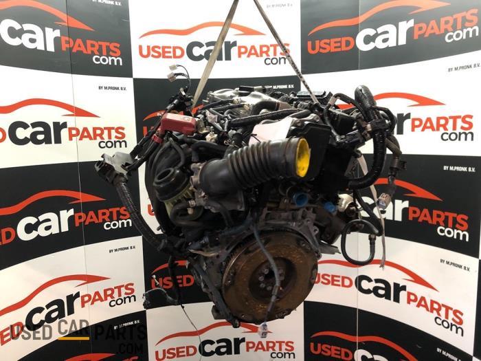 Motor - Toyota Auris - O87425