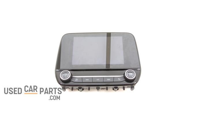 Navigatie Display - Ford Fiesta - O87549