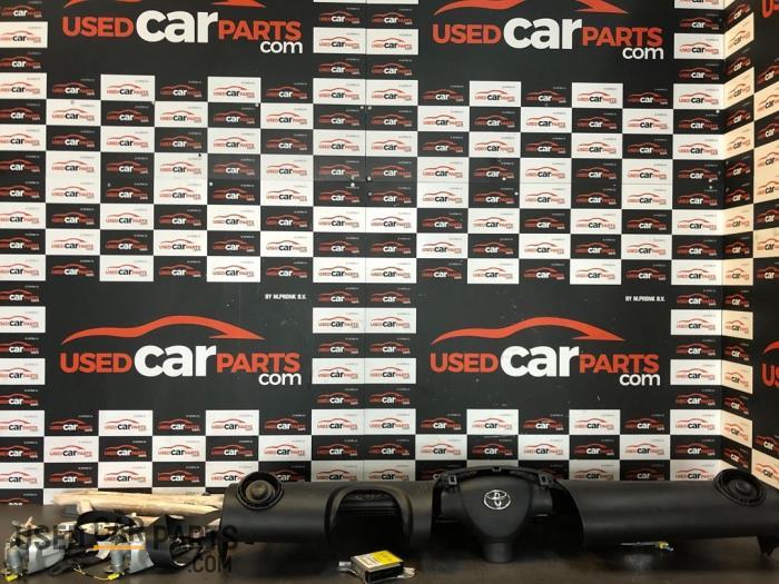Airbag Set+Module - Toyota Aygo - O87812
