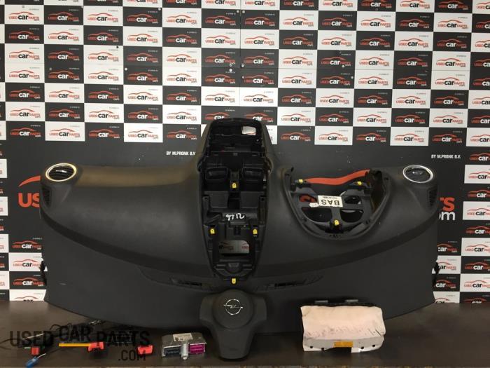 Airbag Set+Module - Opel Corsa - O88044