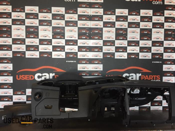 Airbag Set+Module - Seat Leon - O88172