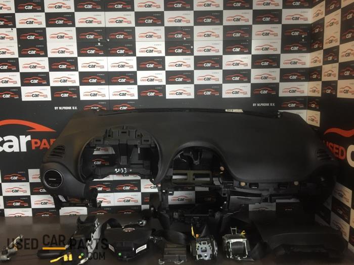 Airbag Set+Module - Fiat Punto Evo - O88456