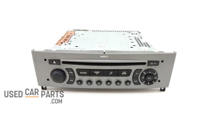 Radio CD Speler - Peugeot 308 - O88742