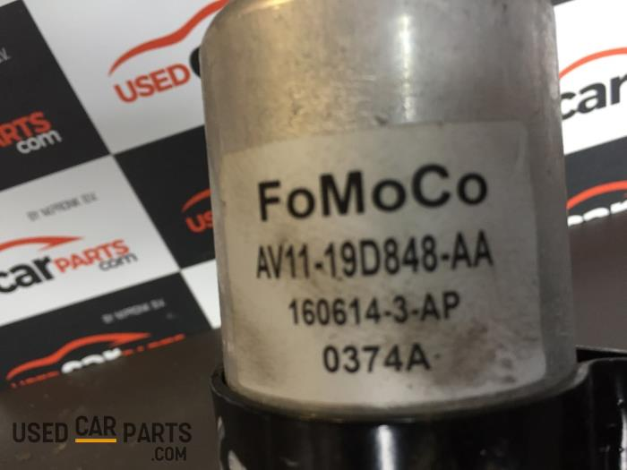 Airco Leiding - Ford B-Max - O89175