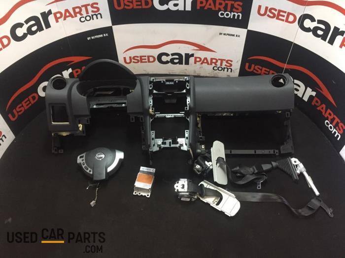 Airbag Set+Module - Nissan Qashqai - O90758