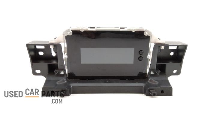 Display Interieur - Ford Focus - O91154