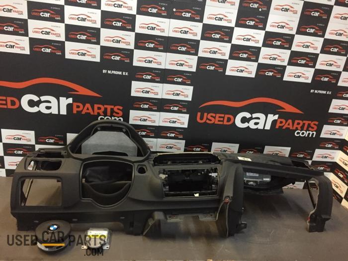 Airbag Set+Module - BMW 3-Serie - O91541