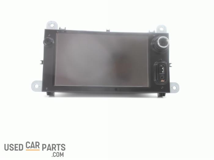 Navigatie Systeem - Renault Clio - O92286