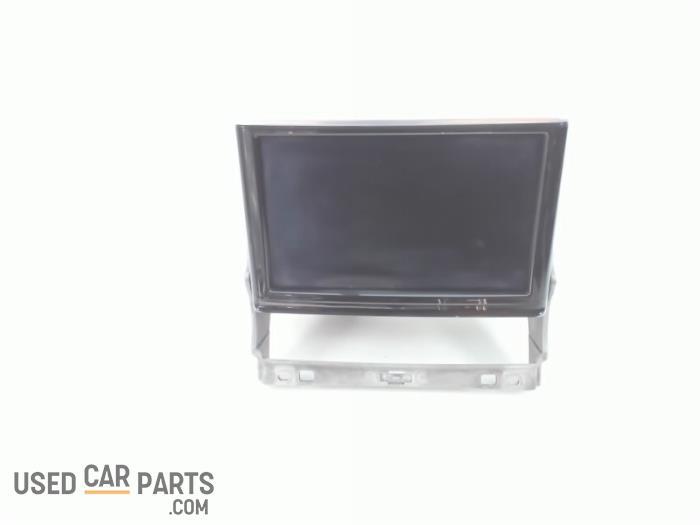 Navigatie Display - Audi A8 - O92440