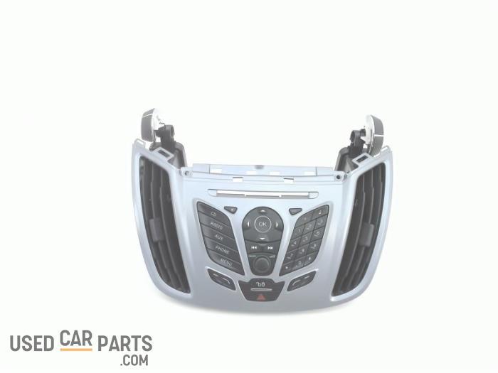 Radiobedienings paneel - Ford Grand C-Max - O92735