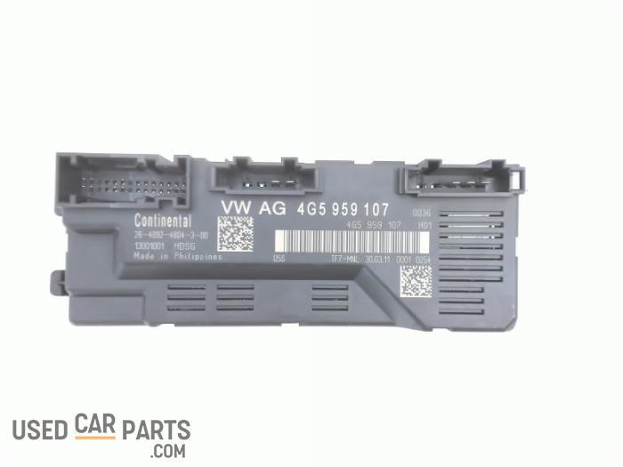 Module achterklep motor - Audi A6 - O92753