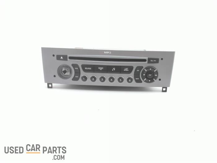 Radio CD Speler - Peugeot 308 - O92764