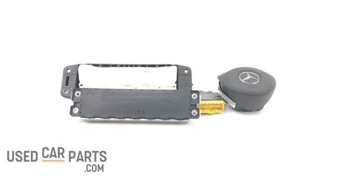 Airbag Set+Module - Mercedes C-Klasse - O93099
