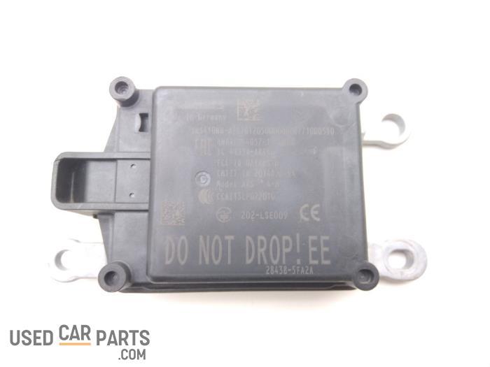 Radar sensor - Nissan Micra - O93237