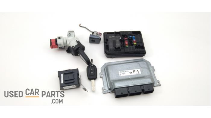 Kontaktslot + computer - Nissan Micra - O93271