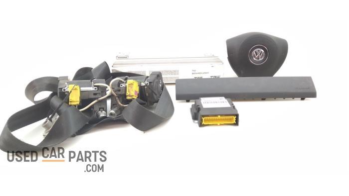 Airbag Set+Module - Volkswagen Transporter - O93283