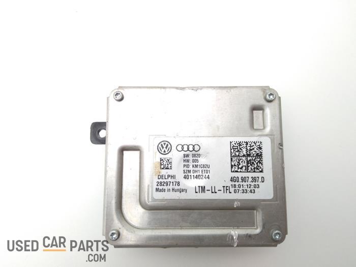 Xenon module - Audi A6 - O93703