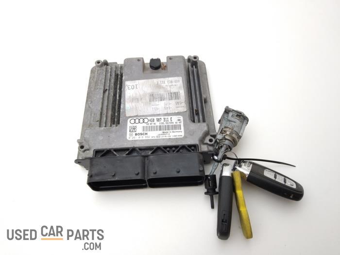 Kontaktslot + computer - Audi A6 - O93751