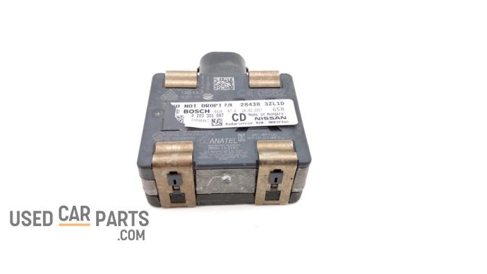 Radar sensor - Nissan Pulsar - O94679