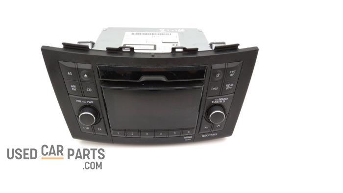 Radio CD Speler - Suzuki Swift - O94830