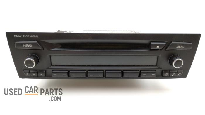 Radio CD Speler - BMW 1-Serie - O95081