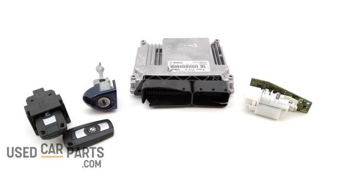 Kontaktslot + computer - BMW X1 - O95147