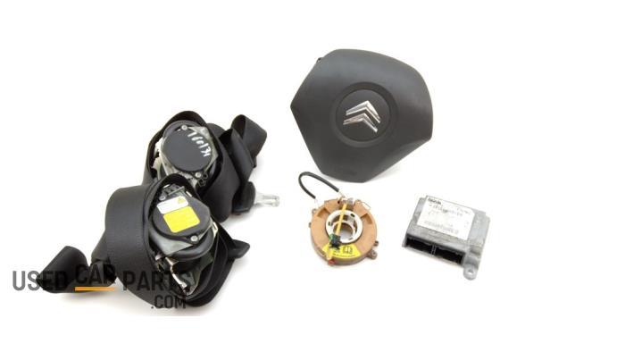 Airbag Set+Module - Citroen Nemo - O95215