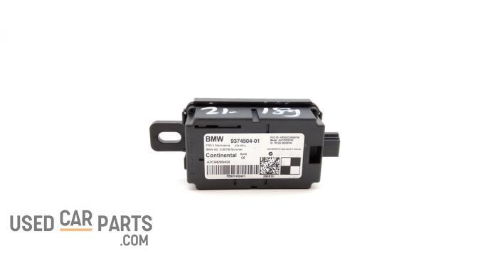 Radio module - BMW 1-Serie - O95384