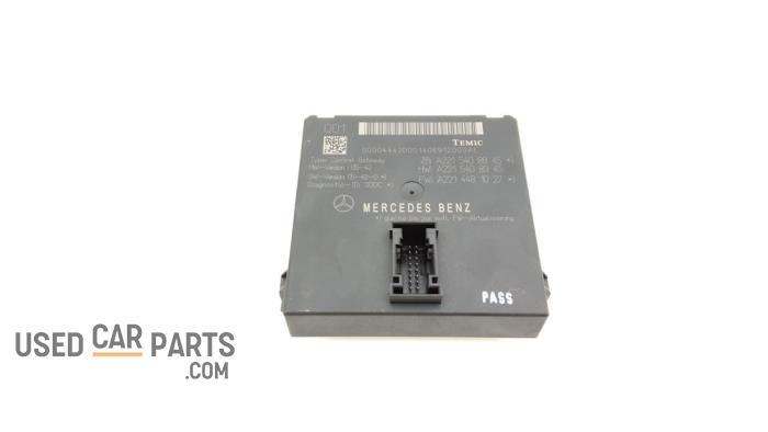 Gateway module - Mercedes S-Klasse - O95668