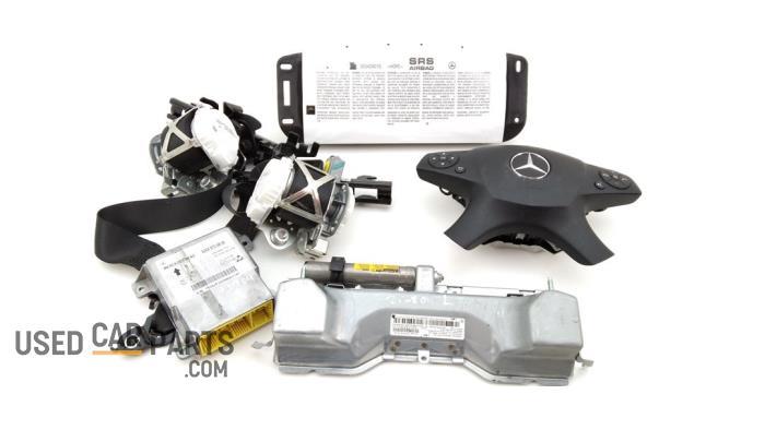 Airbag Set+Module - Mercedes C-Klasse - O95943