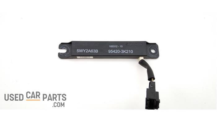 Keyless entry antenne - Hyundai IX35 - O96628