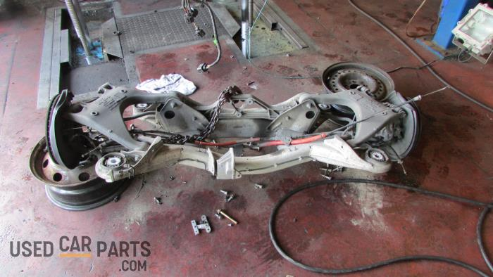Achteras 4x4 - Volkswagen Phaeton - O48207