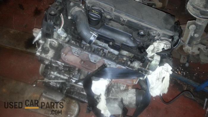 Motor - Peugeot 206 - O43296